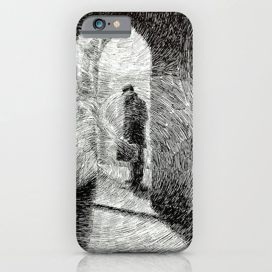 Fingerprint - Arcades iPhone & iPod Case