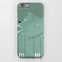 Friendly Bear iPhone 6 Slim Case