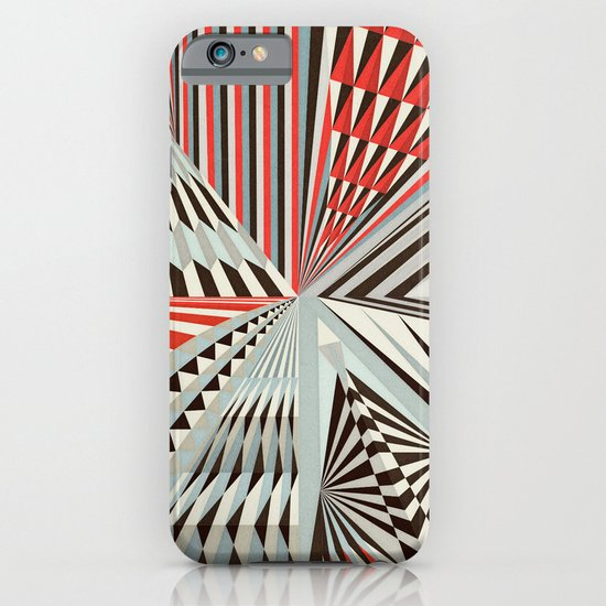 The Geometry of Thoughts (1) iPhone & iPod Case