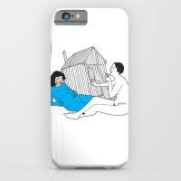 HALLUCIN OASIS iPhone 6 Slim Case