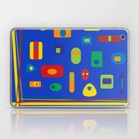 Sushi Bowl (royal) Laptop & iPad Skin