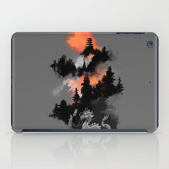A samurai's life iPad Case