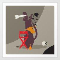 henk 4 Art Print