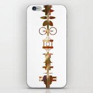 London Silhouette. iPhone & iPod Skin