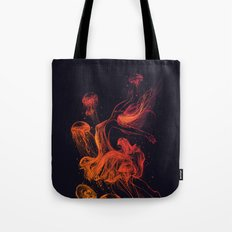SILENTLY Tote Bag