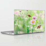 In The Garden Of Bliss Laptop & iPad Skin