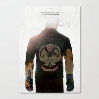 True Detective - Who Goe… Canvas Print