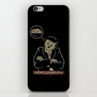 Sometimes I Just Want A … iPhone & iPod Skin