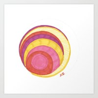 Cirque-Cle #6 Art Print