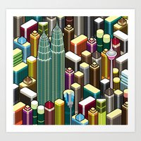 KL City Art Print