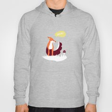 party animals - english fox Hoody
