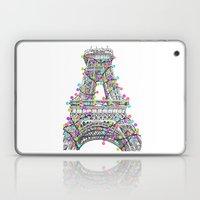 Paris Eiffel Tower Holid… Laptop & iPad Skin
