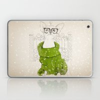 Hipster Chiuaua Laptop & iPad Skin