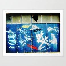 The Door 10 Art Print