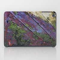 The painted Rainbow iPad Case