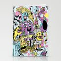 The Adventures of Rad Story Stationery Cards