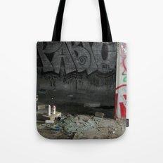Demolished Providence Tote Bag