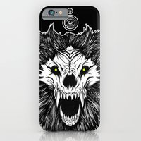 Full Moon Rising iPhone 6 Slim Case