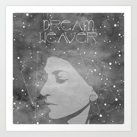 Dream Weaver Art Print