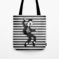 Jailhouse Unicorn Tote Bag