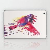 Laptop & iPad Skin featuring The Great Emerge by Robert Farkas