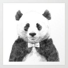 Zhu Art Print