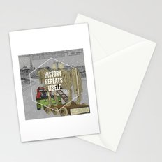 If only in dreams Stationery Cards
