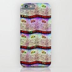 Pelican Pattern 2 (a) iPhone 6 Slim Case
