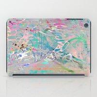 Graffiti Texture iPad Case