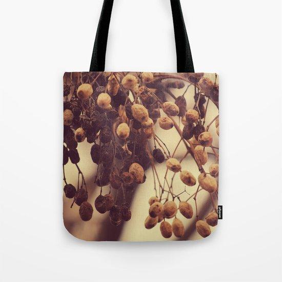 Autumn life Tote Bag