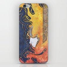 Nouveau Flood iPhone & iPod Skin