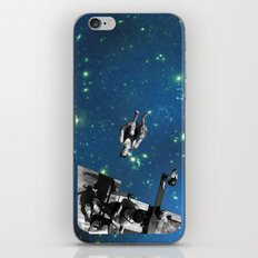 Star diving iPhone & iPod Skin