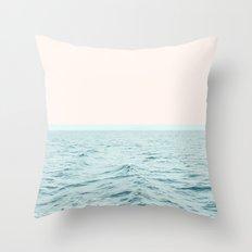 Sea Breeze #society6 #decor #style #tech Throw Pillow