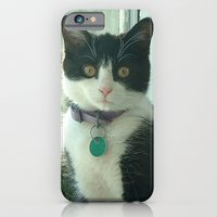 Raindrop Kitty iPhone 6 Slim Case
