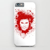 iPhone & iPod Case featuring Dexter by David
