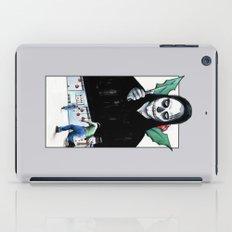 Black Xmas: The Final Bargain iPad Case