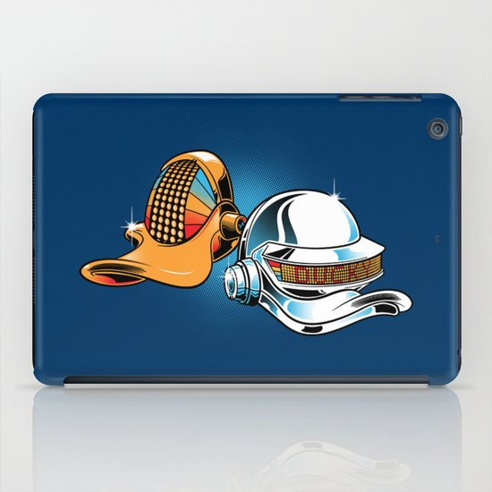 Daft Duck iPad Case