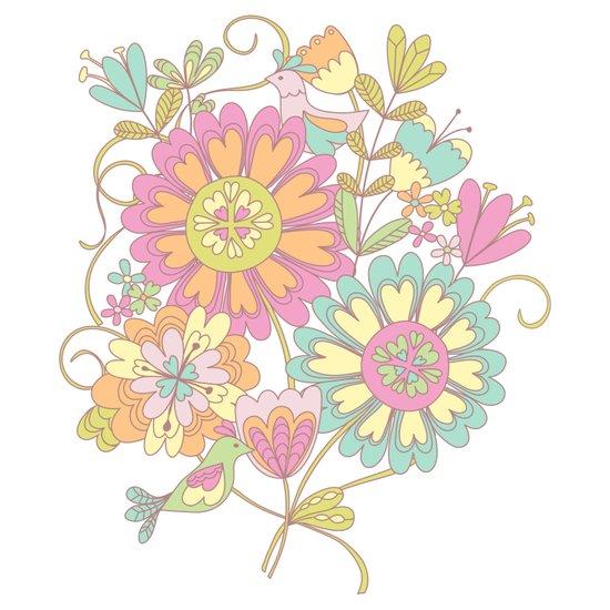Lily & May Canvas Print