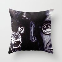 Treatise On The Steppenw… Throw Pillow