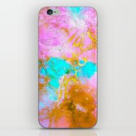Curly Abstract iPhone & iPod Skin