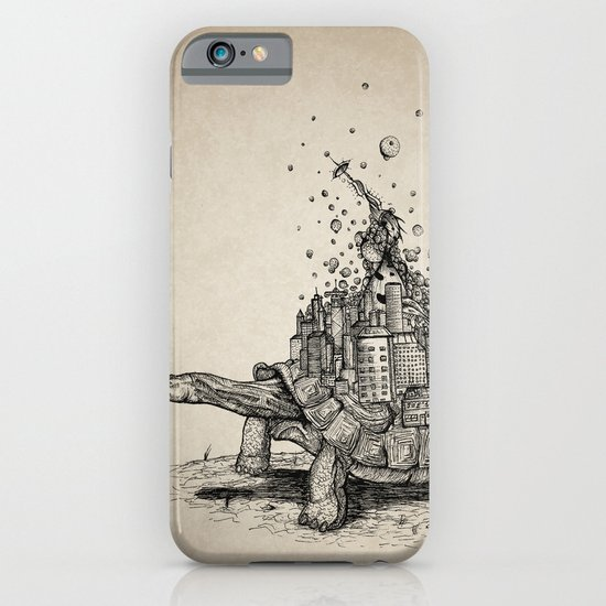 Tortoise Town iPhone & iPod Case