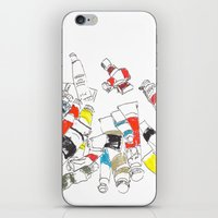 Atelier II iPhone & iPod Skin