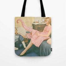 Teentacle Tote Bag
