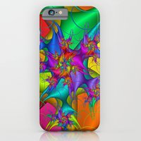 Explosion In A Paint Fac… iPhone 6 Slim Case