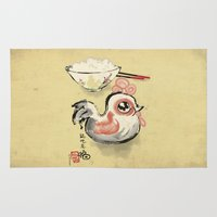 The Asian Chicken Rice B… Rug