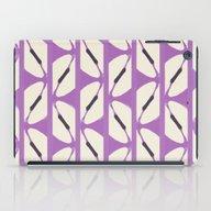 Capriole (Purple) iPad Case