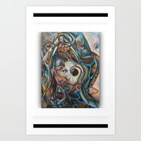 BEAUTIFUL MIND Art Print