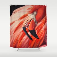 The Bullet Shower Curtain