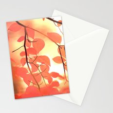 Ablaze With Color Stationery Cards