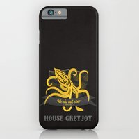 iPhone & iPod Case featuring Game of Thrones - House Greyjoy by Teacuppiranha